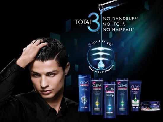 clear shampo