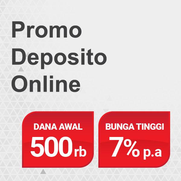 deposito online Bank Sinarmas