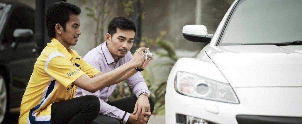 Asuransi All Risk Mobil