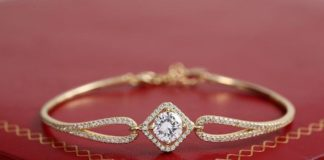 gelang berlian